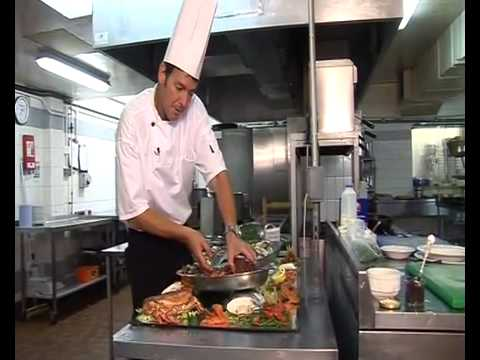 Best Western's Falmouth Beach Hotel's Signature Dish