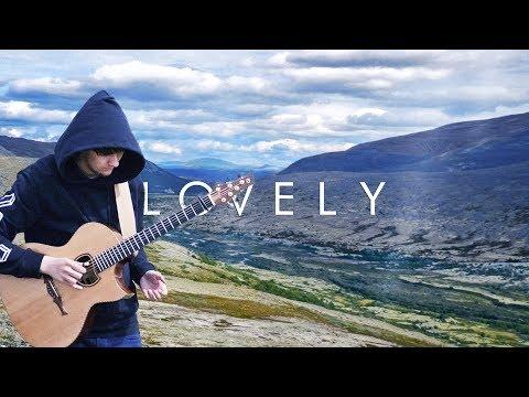 Lovely - Billie Eilish ft Khalid - Fingerstyle Guitar Cover