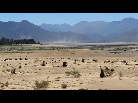 Western Cape Drought- A Visual Journey - March 2017