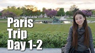Paris Trip Day1-2 [English Subs] - AsahiSasaki Thumbnail
