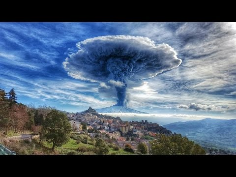 les volcans youtube