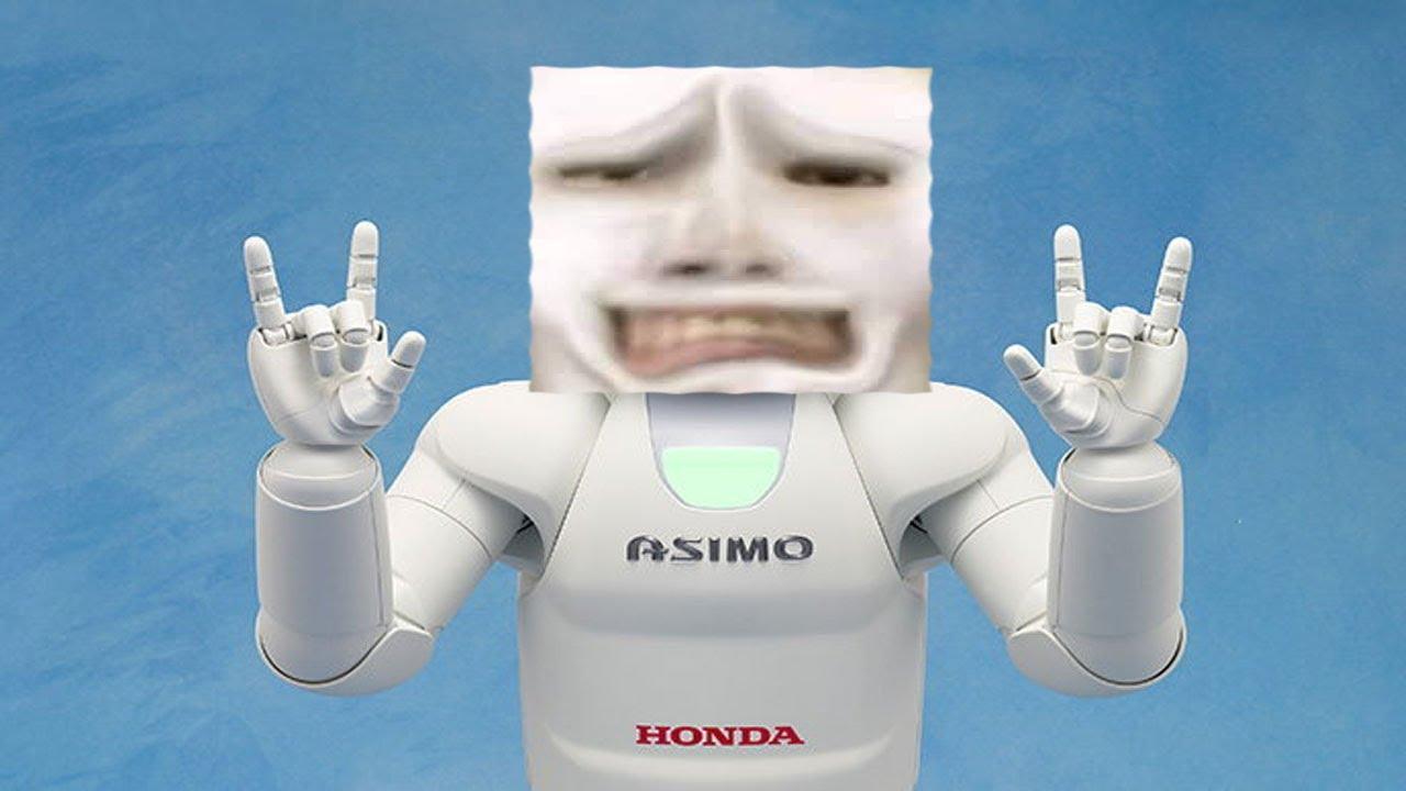 เปิดตำนาน หุ่นยนต์ของซี๊ด