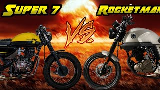 Vento Rocketman vs Super 7 Cual comprar? Review