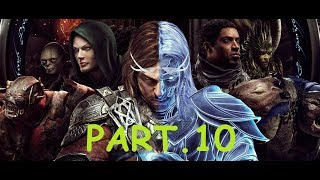 Middle Earth Shadow of War Dificuldade Nêmesis: Recuperando o Anel