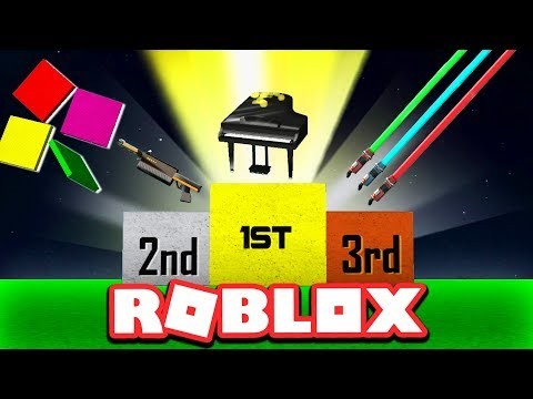 the 10 best gear items on roblox Robux Hub
