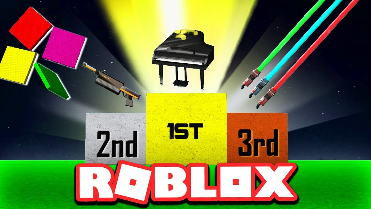 the 10 best gear items on roblox The 10 Most Powerful Roblox Gears Of 2017 Youtube