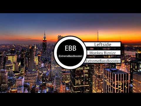 Leftside - Monkey Biznizz (HTTP & Dan Farber Remix) Clean (Bass Boosted)