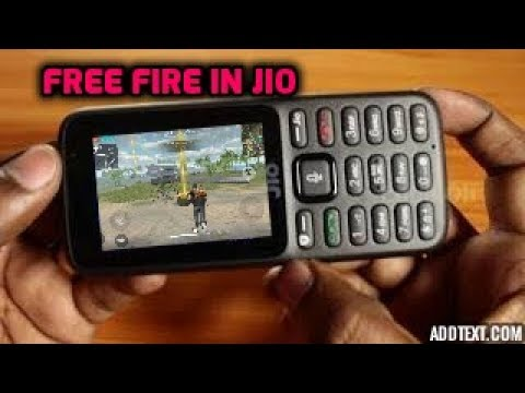 Free Fire In Jio Phone How To Play Free Fire In Jio