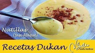 natillas dukan instantneas fase ataque sin huevo dukan diet easy vanilla puding