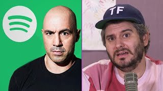 Ethan Klein On Joe Rogan's Huge Spotify Deal