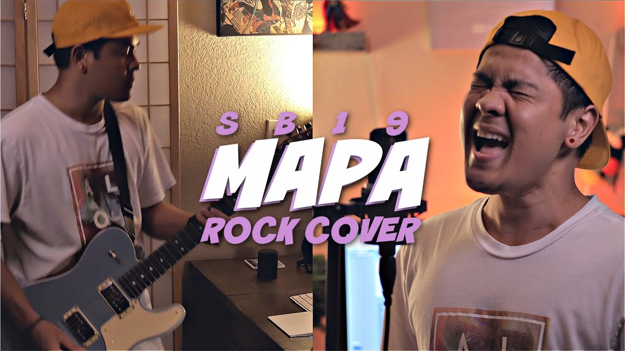 """""""MAPA"""" - SB19 // Rock Cover by The Ultimate Heroes (OPMGoesPunk)"""