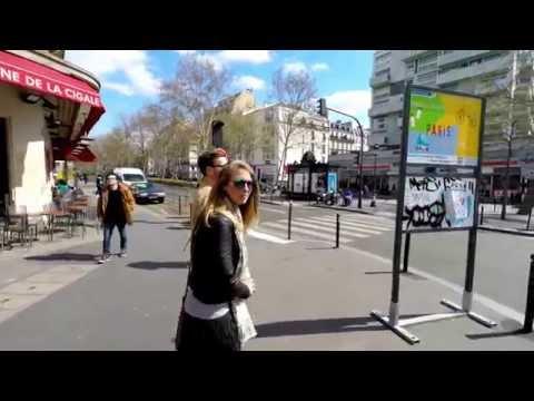 Paris, A Walk on the rue des Martyrs