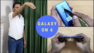 Samsung Galaxy On6, J6 Durability Test (#bendgate #scratch #drop #water)