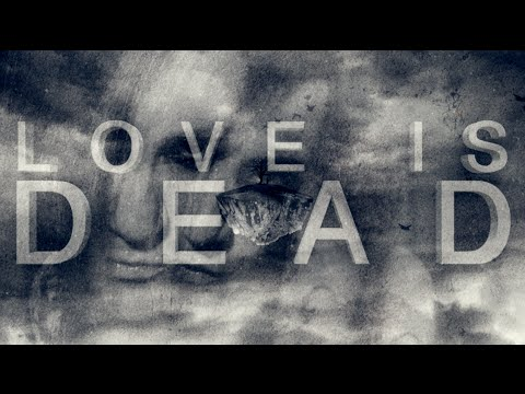 Hell Boulevard - 'LOVE IS DEAD' (OFFICIAL LYRIC VIDEO)