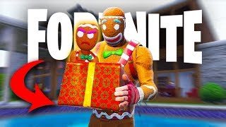 THE *SECRET CHILD OF THE GALLET* IN FORTNITE 👶 Fortnite Funny Moments
