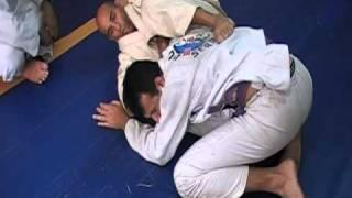 MASTER PAULO MAURICIO STRAUCH – side mount escape using opponents kimono into an arm lock.MOD
