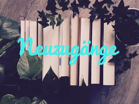Neuzugänge Bücher - Juli, August, September 2018 -