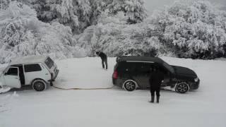 Subaru vs niva