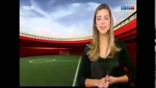 Garranchos da Domi (Domitila Becker) - Programa É Gol