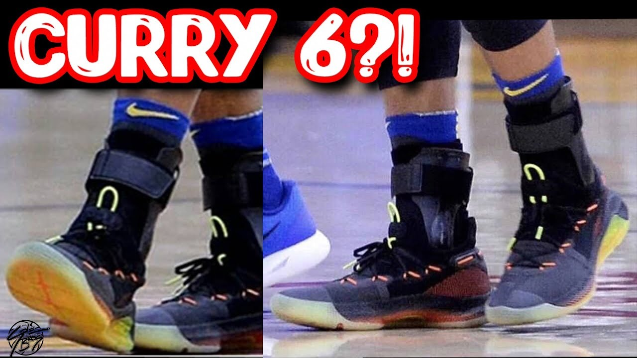 79fc7ed4fdfc Under Armour Curry 6 LEAK! The Sole Brothers
