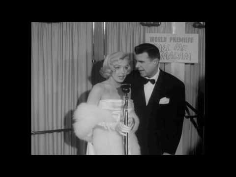 Marilyn Monroe: 1st TV Appearance with Ken Murray