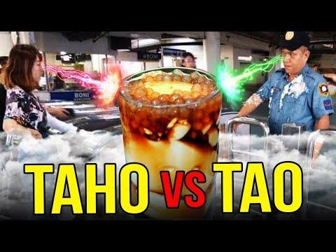CHINESE TAHO OFFICER ft. KARAMIA CATFIGHT thumbnail