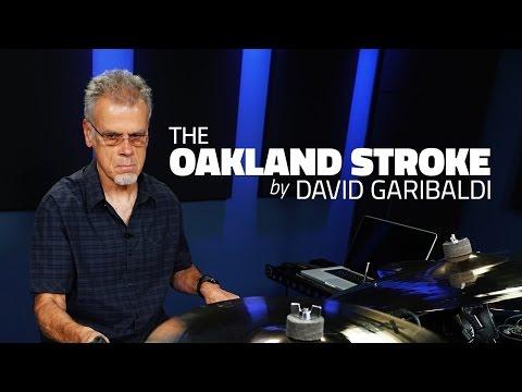 David Garibaldi: The Oakland Stroke - Drum Lesson (Drumeo)