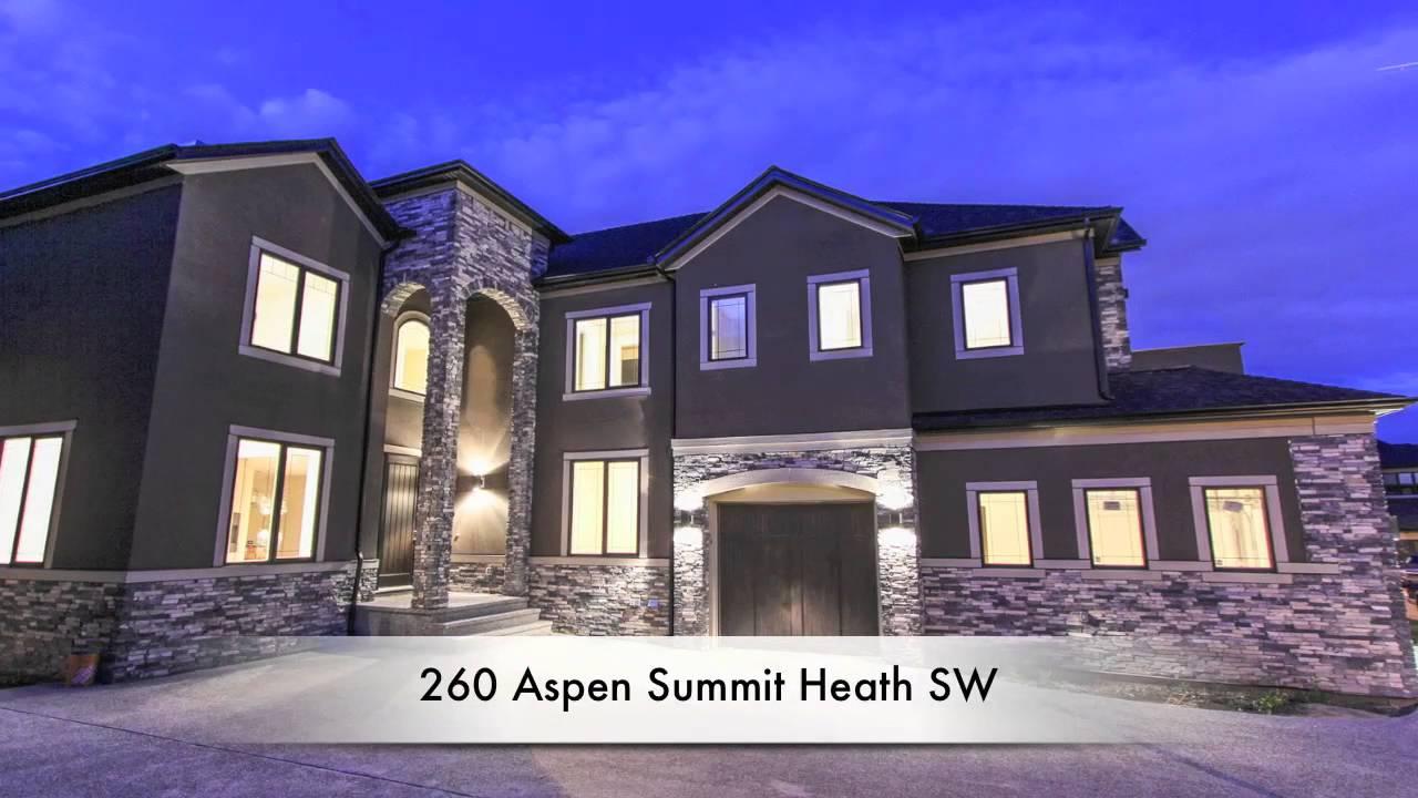 Aspen Woods Homes for sale Calgary, Alberta - YouTube