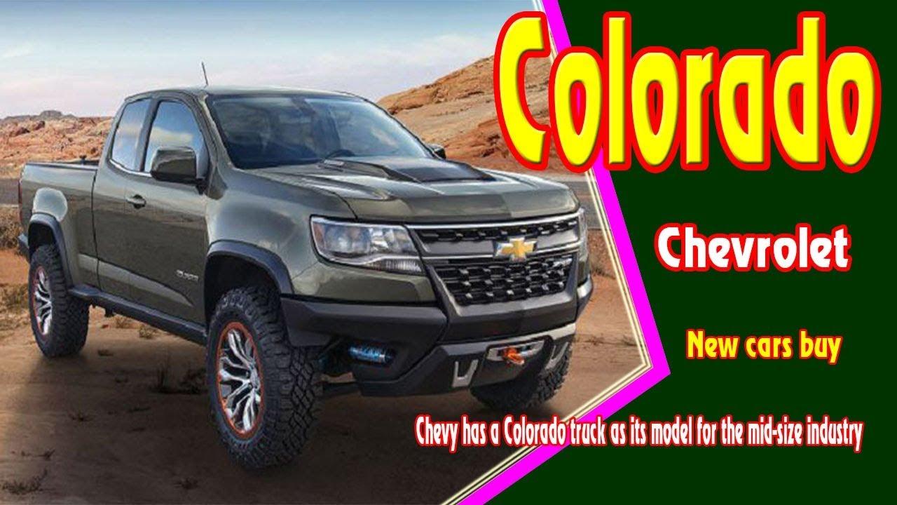 2019 chevrolet (chevy) colorado | 2019 chevrolet colorado release