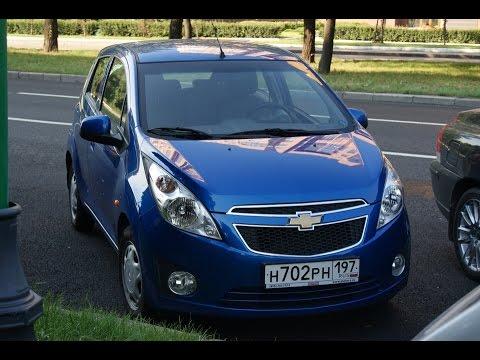 Chevrolet Spark 2011 - Секонд Тест