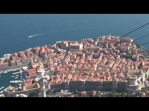 Dubrovnik - Zicarom na Srdj - Cable car to Srdj
