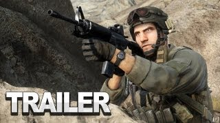 Medal of Honor Warfighter - Gameplay Trailer