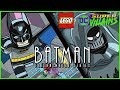 Lego DC Super Villains - Batman The Animated Series DLC Mask of the Phantasm Level Pack!