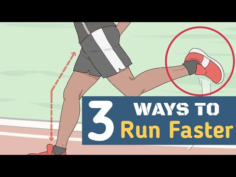 RUN A FASTER 1500M: How to Run Faster Without Getting Tired (3 WAYS)
