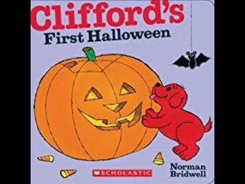 Cliffords First Halloween - Stories for Kids - YouTube