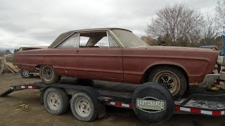 1965 Plymouth Sport Fury Restoration Introduction,  lastchanceautorestore com