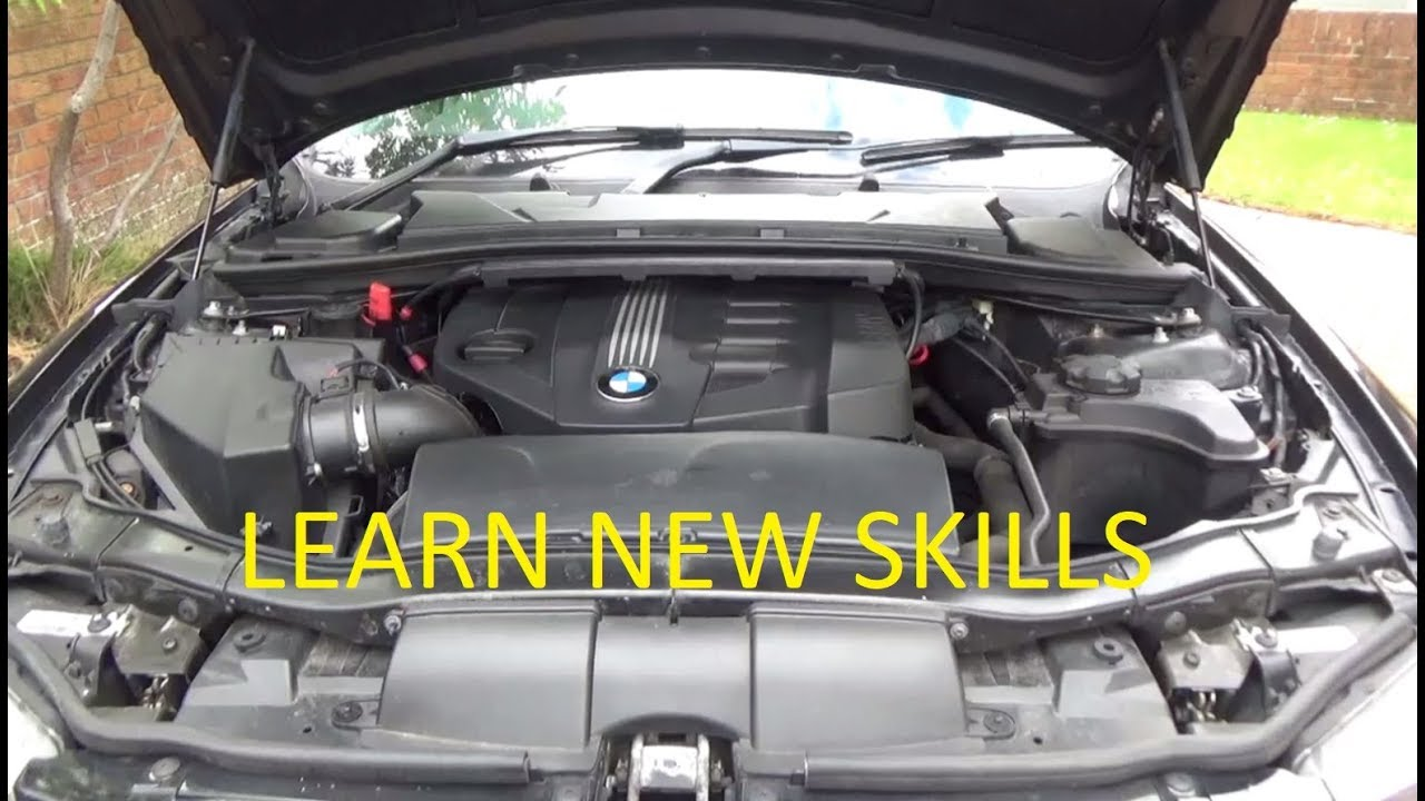 Learn to Identify parts of your BMW 320D E90 - YouTube | Bmw E92 Engine Diagram |  | YouTube