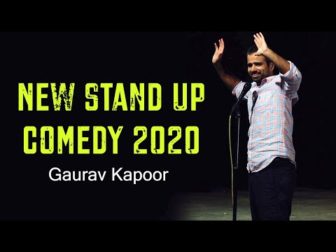 FIRST STAGE SHOW AFTER LOCKDOWN | Stand Up Comedy | Gaurav Kapoor | Audience Interaction