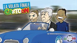AUTOGOL CARTOON - La volata finale