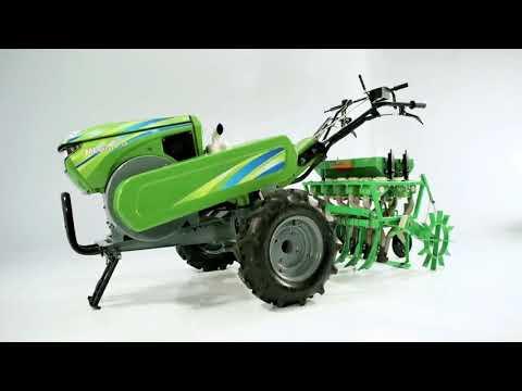 Kirloskar Farming Equipment (KMW)- Smart Agriculture