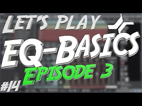 EQ-Basics 3 - Bell-Filter   Lets play Studio One   Mix-Tutorial Deutsch