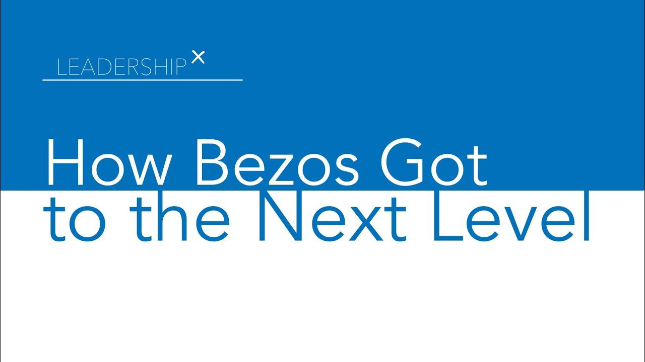 Amazon S Flywheel How Bezos Got To The Next Level Youtube