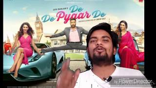 De De Pyar De - Official Trailer | ajay devgn | Trailer review | Trailer reaction| Luv ranjan | tabu