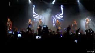 [HD fancam] 130209 Teen Top - Troublemaker @ Trianon, Paris