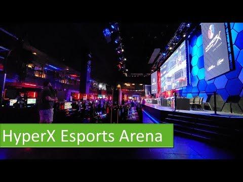 HyperX Esports Arena Las Vegas  at The Luxor