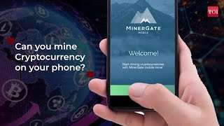 Can you mine Cryptocurrency on your phone? Here are the 5 best apps to help you out
