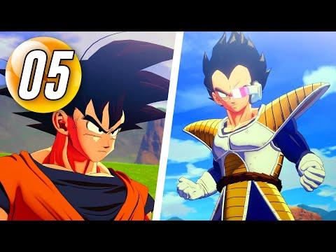 Dragon Ball Z: Kakarot - Part 5 - GOKU VS VEGETA BOSS FIGHT