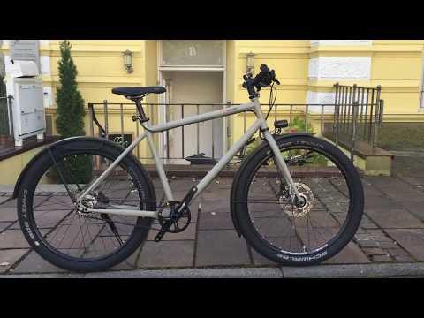 tout terrain chiyoda II - Urban-Bike - Short Walkaround