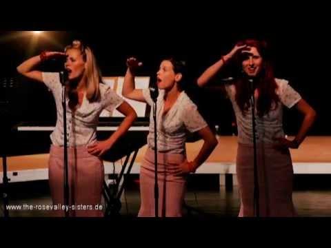 Chattanooga Choo Choo_The Rosevalley Sisters