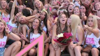 Delta Gamma CU Boulder Bid Day 2014 YouTube